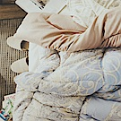 絲薇諾  MIT被/純棉mix暖絨被-花園小徑(150×200cm)