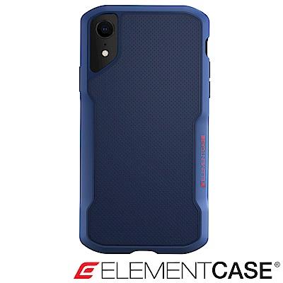 美國 Element Case iPhone XR Shadow 流線手感防摔殼 - 藍