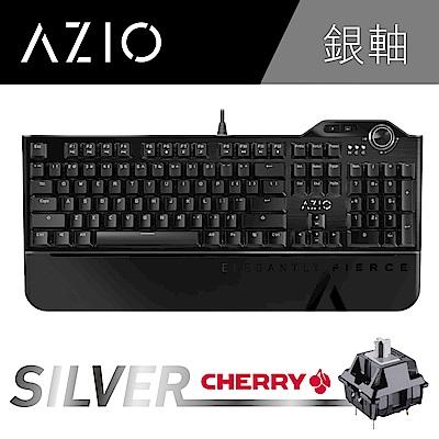 AZIO L80 MAX 銀軸機械式電競鍵盤