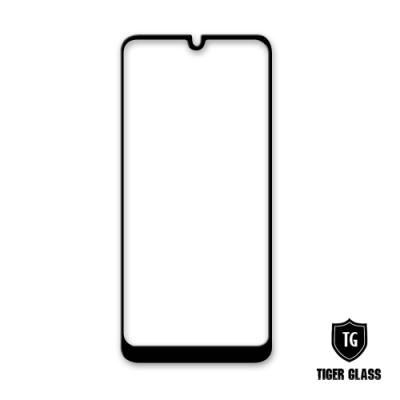 T.G LG Q60 全包覆滿版鋼化膜手機保護貼(防爆防指紋)
