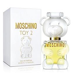 Moschino 熊芯未泯2女性淡香精50ml