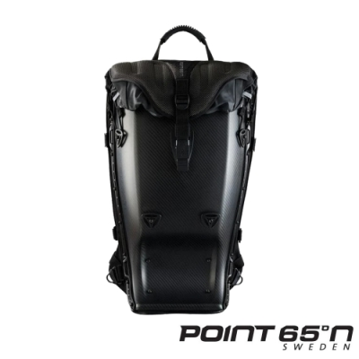 POINT 65 N Boblbee GTX 25L 馳聘無界旗鑑硬殼包 (限量碳纖霧面黑)