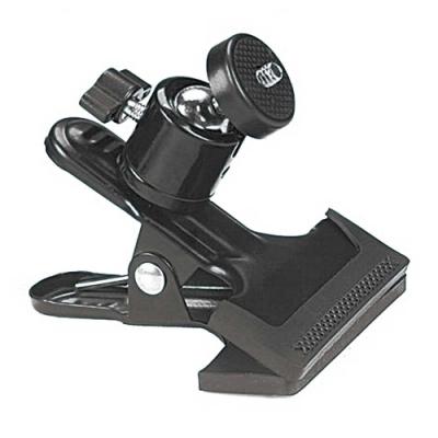GoPro 副廠 1/4三腳架轉接頭 萬用超級金屬強力夾 固定夾 桌夾 直播