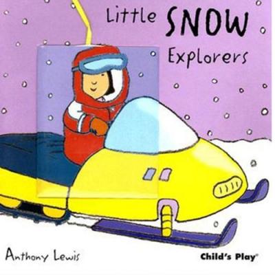 Little Snow Explorers 雪地探險操作書