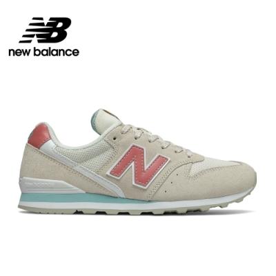 【New Balance】 復古鞋_女性_米白_WL996WE-B楦