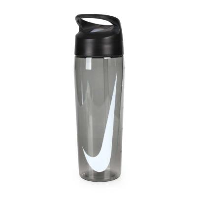 NIKE 24Z 吸管水壺 透明黑白