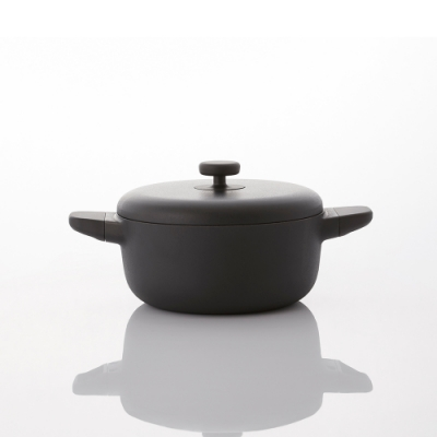 JIA Inc. 日嚐鍋具組雙耳鍋24cm(快)