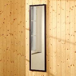 BuyJM 潔西實木框長壁鏡/穿衣鏡-高125公分