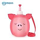 韓國sillymann- 100%鉑金矽膠小豬水袋-350ml