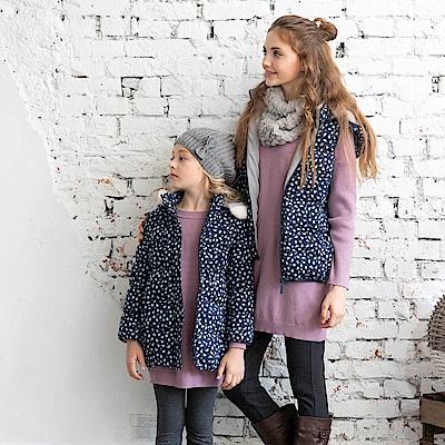 PIPPY 高領長版毛衣 紫