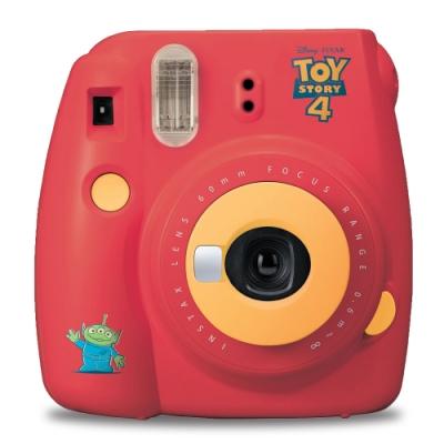 拍立得 FUJIFILM instax mini 9 相機-玩具總動員4(公司貨)