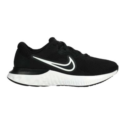 NIKE RENEW RUN 2 男慢跑鞋-路跑 避震 運動 CU3504005 黑白