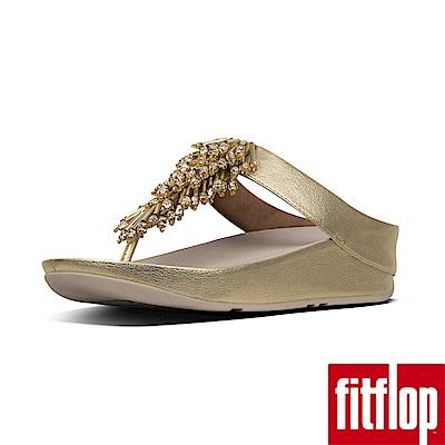FitFlop CALYPSO夾腳涼鞋金色