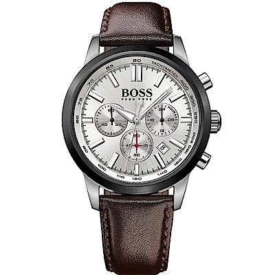 Hugo Boss Black流行時尚計時腕錶/1513184