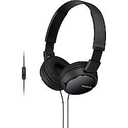 [福利品]SONY手機通話耳罩式耳麥MDR-ZX110AP散裝