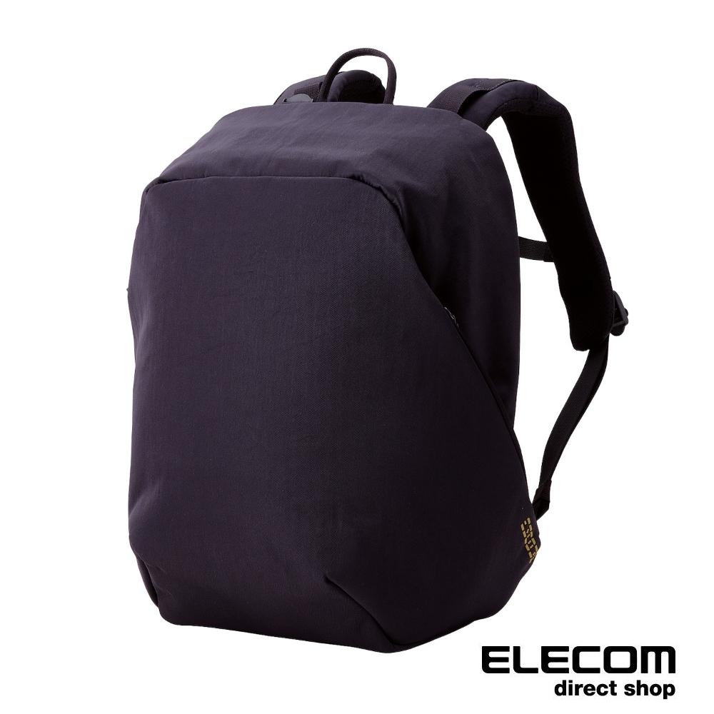 ELECOM ESCODE防盜電腦後背包-黑
