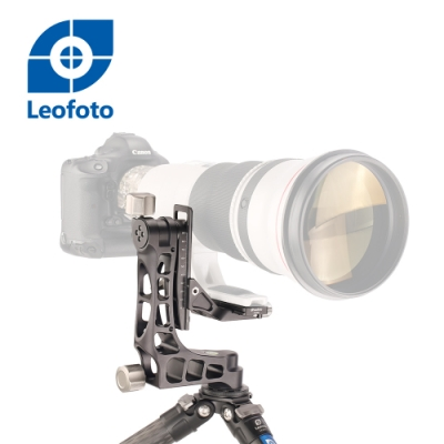 Leofoto 徠圖 輕量鏤空懸臂雲台 PG-1