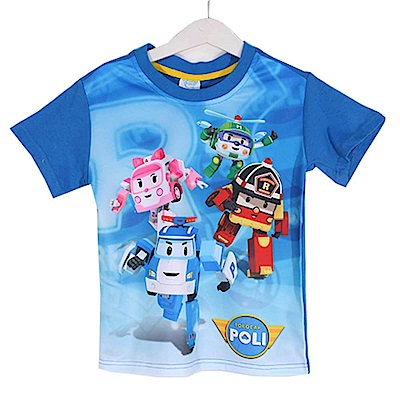 POLI波力短袖T恤 k50385 魔法Baby