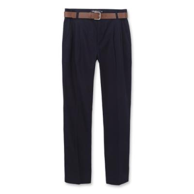 Hang Ten - 男裝 - 完美修身經典休閒褲 - 深藍