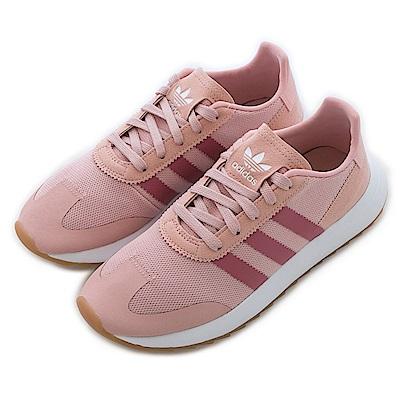 Adidas 愛迪達 FLB-經典復古鞋-女
