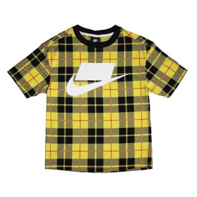 Nike T恤 NSW Printed Tee 休閒 女款