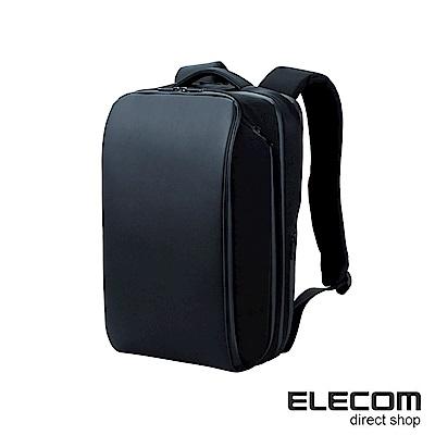 ELECOM Ruminant18口袋高規格後背包-黑
