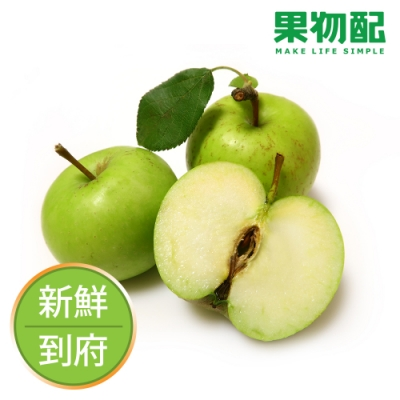 【果物配】金冠蘋果.友善農法(1.8公斤,6顆)