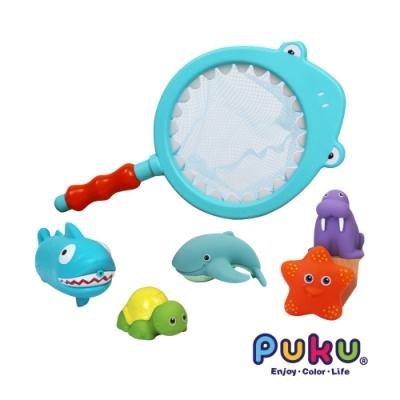 【PUKU】海洋撈撈樂6件組