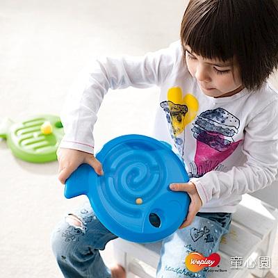 Weplay 手部平衡魚 - 藍(3Y+)