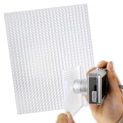 Photopalette專業校色白平衡濾片-超值2入9X11CM(大)白平衡校正片
