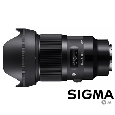 SIGMA 28mm F1.4 DG HSM ART for SONY E (公司貨)
