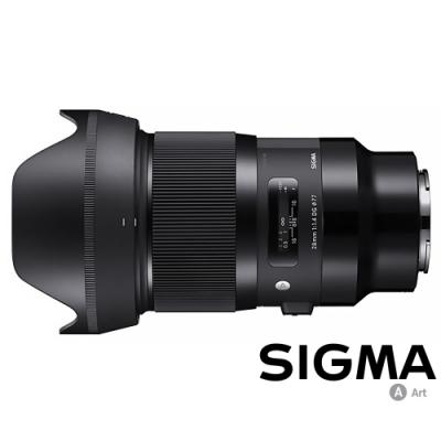 SIGMA 28mm F1.4 DG HSM Art for L-MOUNT / 接環 (公司貨)