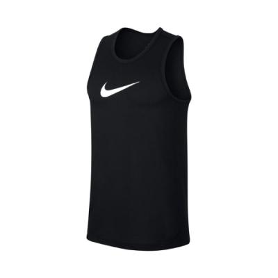 Nike 背心 Basketball Top 運動休閒 男款 Dri-FIT 吸濕排汗 快乾 籃球 無袖 黑 白 BV9388010