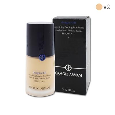 (盒損良品)GIORGIO ARMANI 設計師水感光影粉底 SPF20/PA+++ 30ml