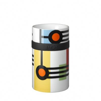 【PO:Selected】丹麥雙層陶瓷馬克杯250ml (電子)