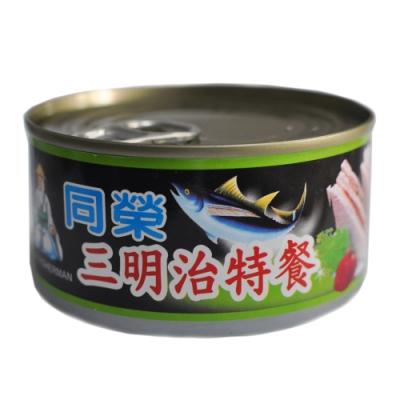 同榮 三明治特餐(185gx3入)