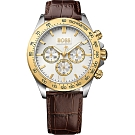 Hugo Boss Black流行時尚計時腕錶/1513174