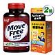 Schiff-MoveFree加強型葡萄糖胺+Airborne維生素發泡錠(香橙)各2瓶 product thumbnail 1