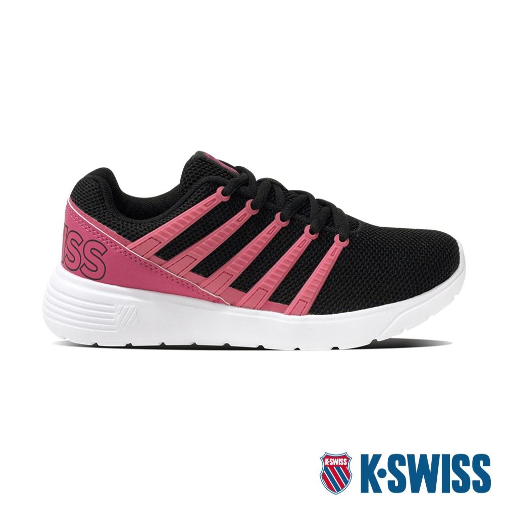 K-SWISS Arroyo II時尚運動鞋-女-黑/桃紅
