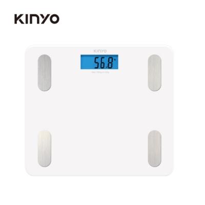 KINYO 藍牙健康管理體重計DS6589