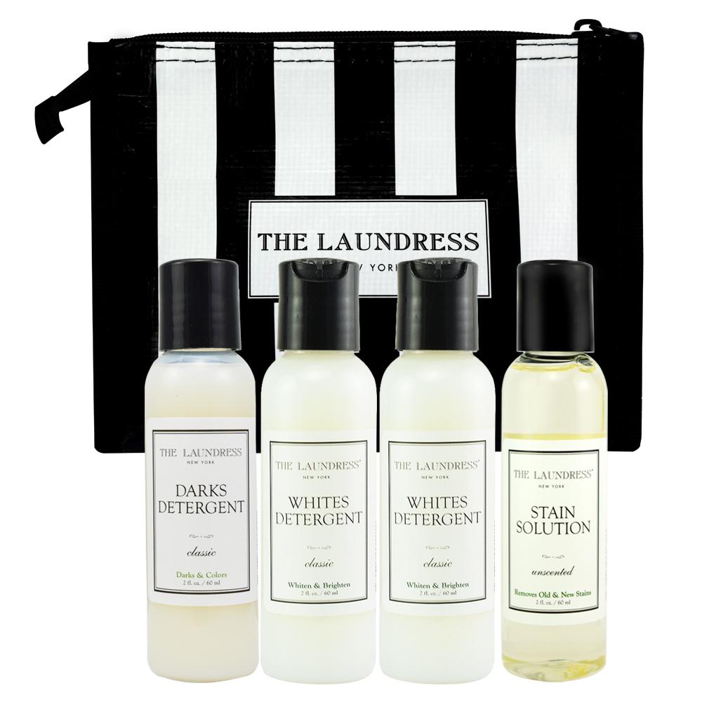 THE LAUNDRESS 衣物清潔保養4件旅行組