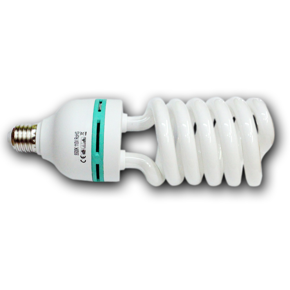 FotoOne 150w標準色溫5500k攝影燈泡一顆裝