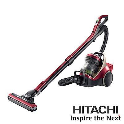 HITACHI日立 極速渦輪增壓吸塵器 CVSX950T 炫麗紅