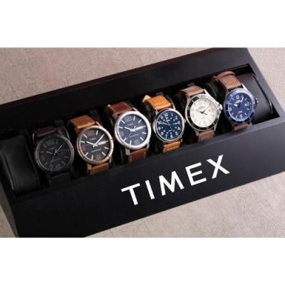 [時時樂限定]TIMEX 天美時 愛爸限時回饋-六款任選
