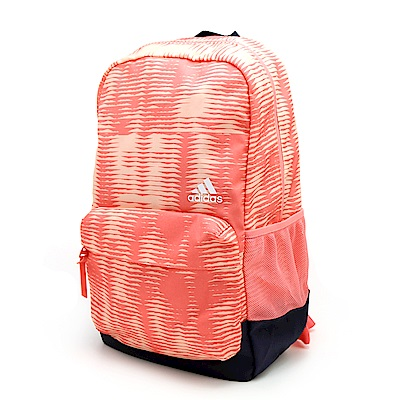 ADIDAS-後背包CD1774-粉橘