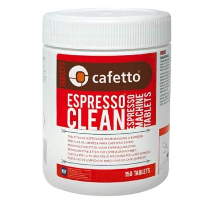 CAFETTO E27893義式咖啡機清潔錠 150錠 (HG0027-1)