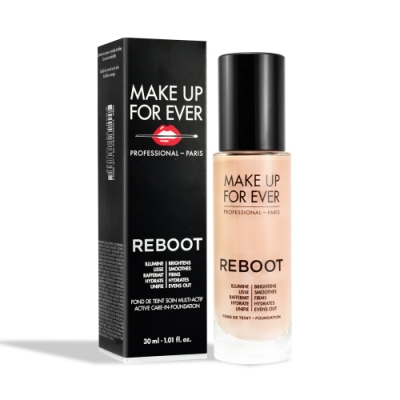 MAKE UP FOR EVER REBOOT 活潤精華粉底液 #Y218 30ml