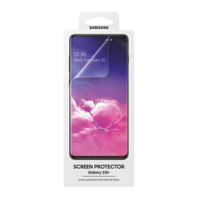SAMSUNG GALAXY S10+ 原廠螢幕保護貼 (台灣公司貨)