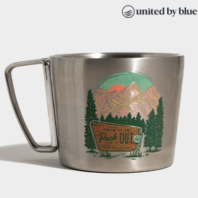 United by Blue 707-211 12oz Convertible Mug 不鏽鋼馬克杯 / 076