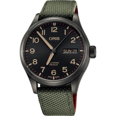 ORIS 豪利時 第40中隊限量機械錶-44mm